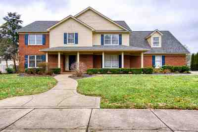 Newburgh Single Family Home For Sale: 7699 Hermitage Court
