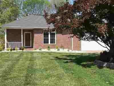 Spencer County Single Family Home For Sale: 761 S Sled Run
