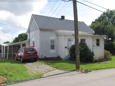 Boonville Single Family Home For Sale: 419 E Poplar Street