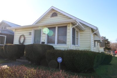 Single Family Home For Sale: 1102 S Nebraska Street