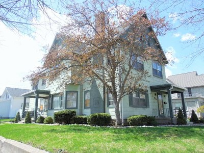 Marion Single Family Home For Sale: 1005 W Spencer Avenue