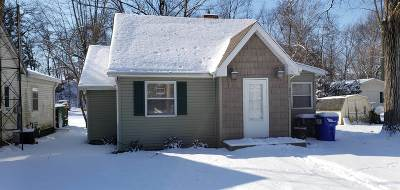 Winona Lake Single Family Home For Sale: 212 Boys City Drive