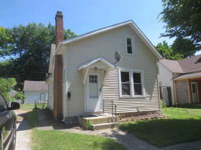 Allen County Single Family Home For Sale: 3215 Dinnen Avenue