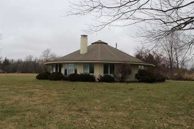 Noble County Single Family Home For Sale: 3173 N Arthur Drive