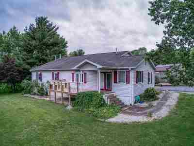 Spencer County Single Family Home For Sale: 3007 W County Road 170 N