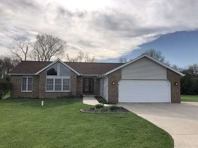 Marshall County Single Family Home For Sale: 11349 Castle Drive