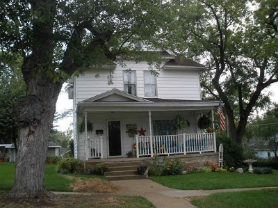 Marshall County Single Family Home For Sale: 119 W Mill