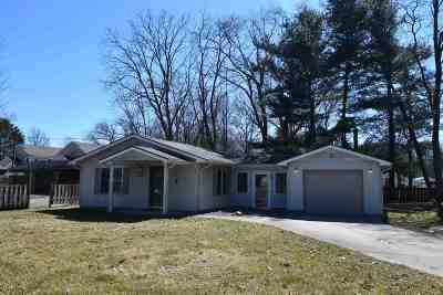 Elkhart Single Family Home For Sale: 23214 2nd Street