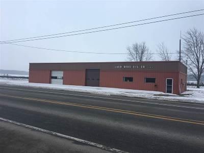Dekalb County Commercial For Sale: 660 E Main St Street