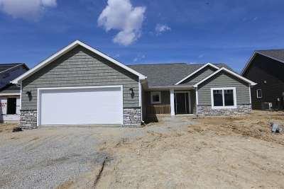 Fort Wayne Condo/Townhouse For Sale: 13514 Slate Ridge Court