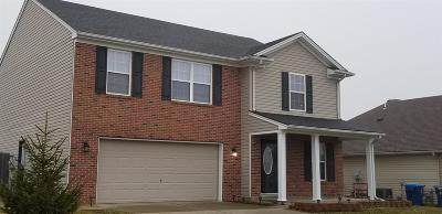 Evansville Single Family Home For Sale: 4430 Atkins Lane