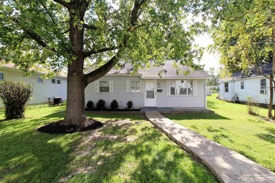 Marion Single Family Home For Sale: 716 E 28th St Street