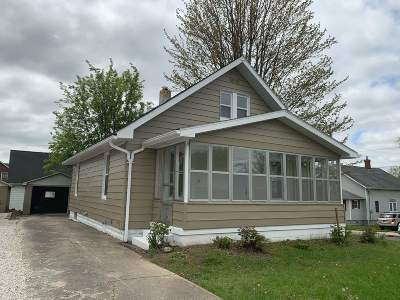Jasper Single Family Home For Sale: 503 E 15th St.