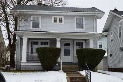 Allen County Single Family Home For Sale: 4539 Kenilworth Street