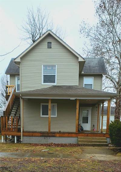 Kokomo IN Single Family Home For Sale: $110,000