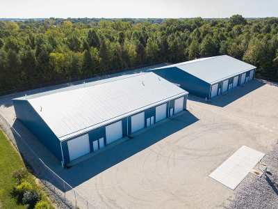 Syracuse Commercial For Sale: 11950 N Pine Road