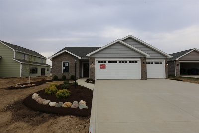 Allen County, Kosciusko County, Noble County, Whitley County Single Family Home For Sale: 17146 Apostle Island Cove