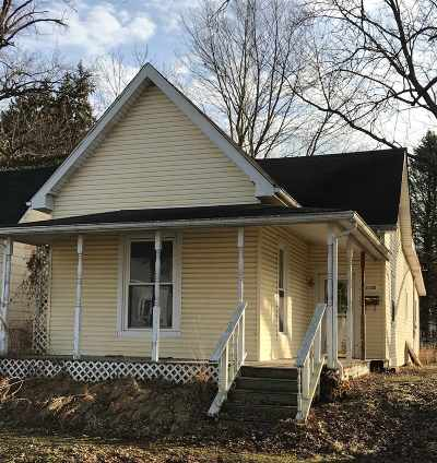 Marion Single Family Home For Sale: 2103 S Gallatin Street