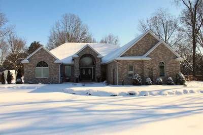 Elkhart Single Family Home For Sale: 57660 County Road 100 Street