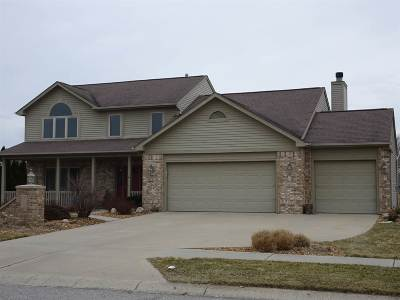 Allen County Single Family Home For Sale: 11031 Millstone Drive