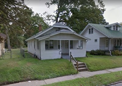 South Bend Single Family Home For Sale: 1334 N Johnson Street