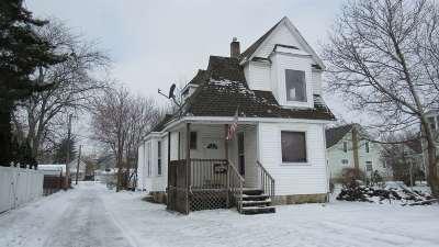 Garrett Single Family Home For Sale: 108 Sullivan Street