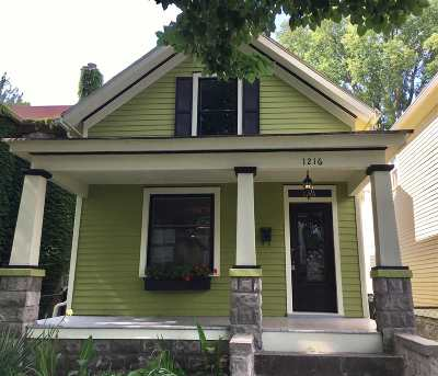 Fort Wayne Single Family Home For Sale: 1216 W Jefferson Boulevard