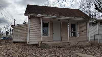 Marion Single Family Home For Sale: 1122 E 27th Street