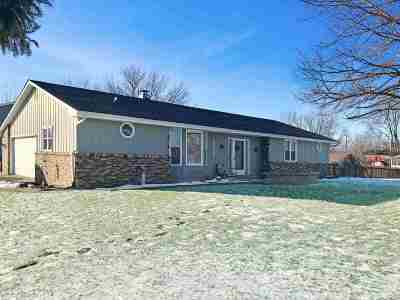 New Haven Single Family Home For Sale: 9929 S Country Knoll