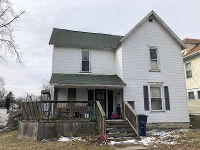 Marion Multi Family Home For Sale: 2624 S Washington Street