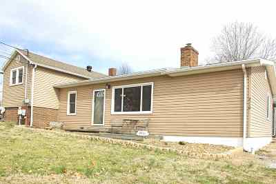 Boonville Single Family Home For Sale: 2110 N State Route 61 Highway