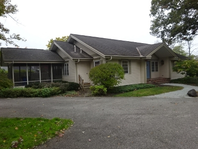 Syracuse Single Family Home For Sale: 6167 E Pickwick Park Drive #Guest Ho
