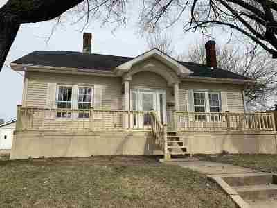 Dubois County Single Family Home For Sale: 326 E 14th St.