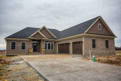 Evansville Single Family Home For Sale: 3404 Jaylynn Court