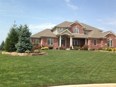 Fort Wayne Single Family Home For Sale: 15324 Heron Lakes Crossing