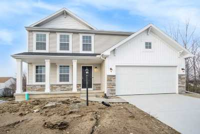 Mishawaka Single Family Home For Sale: 4326 Douthart Place