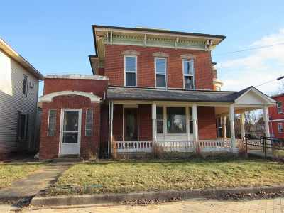 Huntington Single Family Home For Sale: 337 E Market Street
