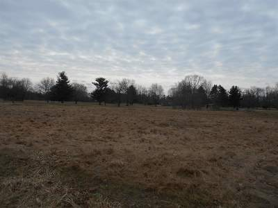 Plymouth IN Residential Lots & Land For Sale: $39,900