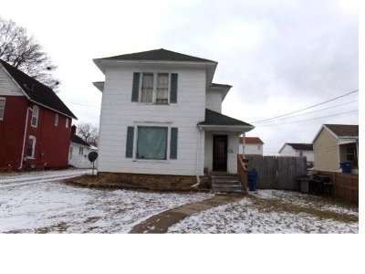Angola Multi Family Home For Sale: 313 N Superior Street