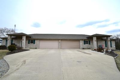 Huntington Multi Family Home For Sale: 1757 and 1759 Stults Road #1757 and