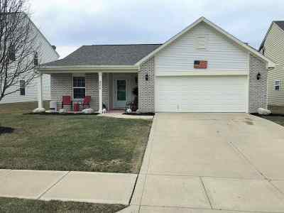 Marion Single Family Home For Sale: 4226 Wildoner Drive
