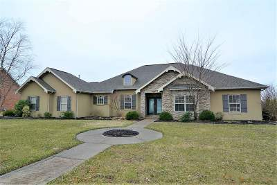 Newburgh Single Family Home For Sale: 2125 Long Cove Circle