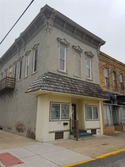 Marshall County Multi Family Home For Sale: 124 N Main St Street