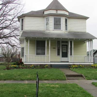 Converse Single Family Home For Sale: 105 N Washington Street