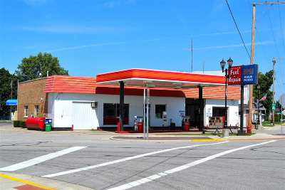Steuben County Commercial For Sale: 6105 N St Rd 327 Road