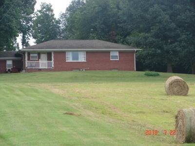 Evansville Single Family Home For Sale: 6912 N Saint Joseph Avenue