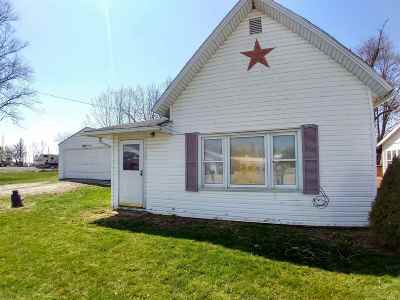 Whitley County Single Family Home For Sale: 5454 S Meridian Road