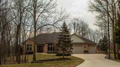 Fort Wayne Single Family Home Cont-Accptngbackupoffers: 10021 Lanewood Court