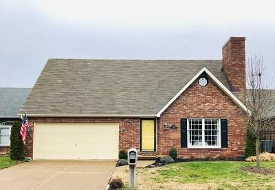 Evansville Single Family Home For Sale: 218 Shane Court
