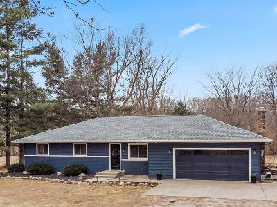 Fort Wayne Single Family Home For Sale: 6910 W Hamilton Road